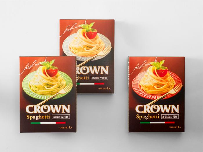 CROWN-CROWN義大利麵醬