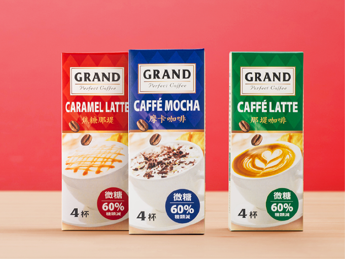 GRAND-GRAND三合一即溶咖啡