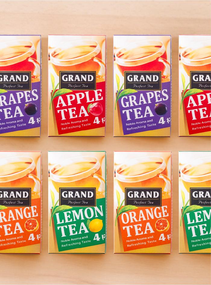 GRAND-GRAND水果茶